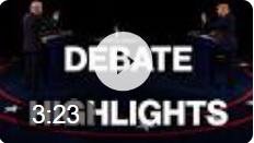 Election 2020: Second Presidential Debate Highlights